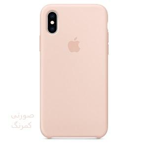 کاور سیلیکونی آیفون Apple iPhone X/XS Silicone Case - x/xs