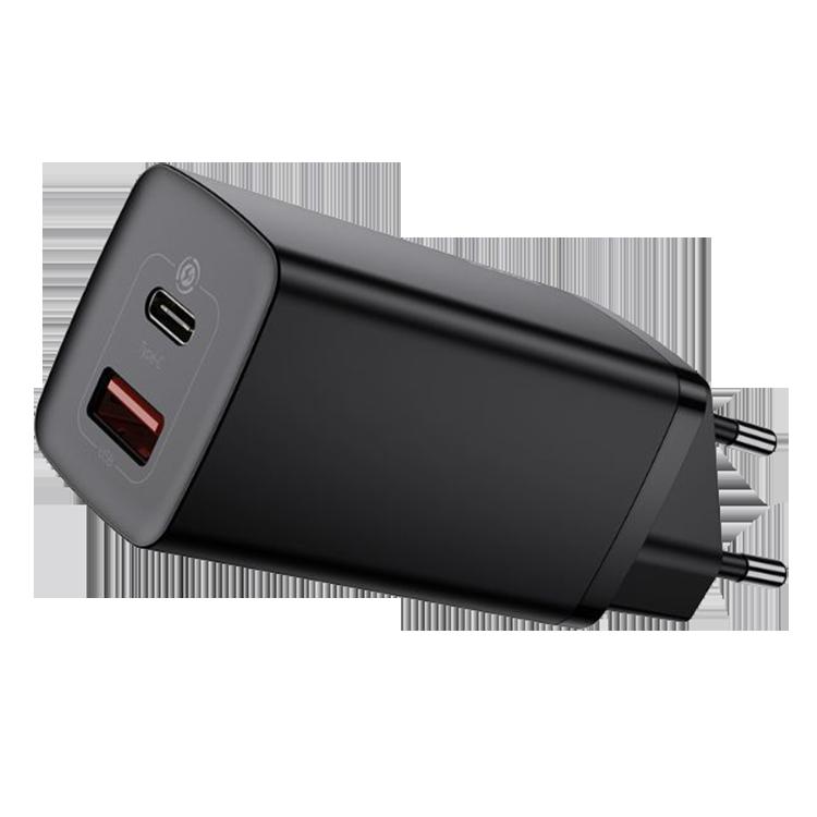 شارژ دیواری بیسوس دو پورت GaN2 Pro